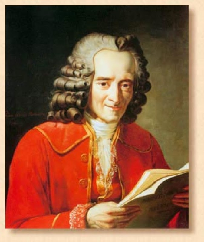 a biography of francois marie arouet the most influential figure during the french enlightenment