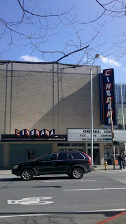Seattle's Cinerama Theater