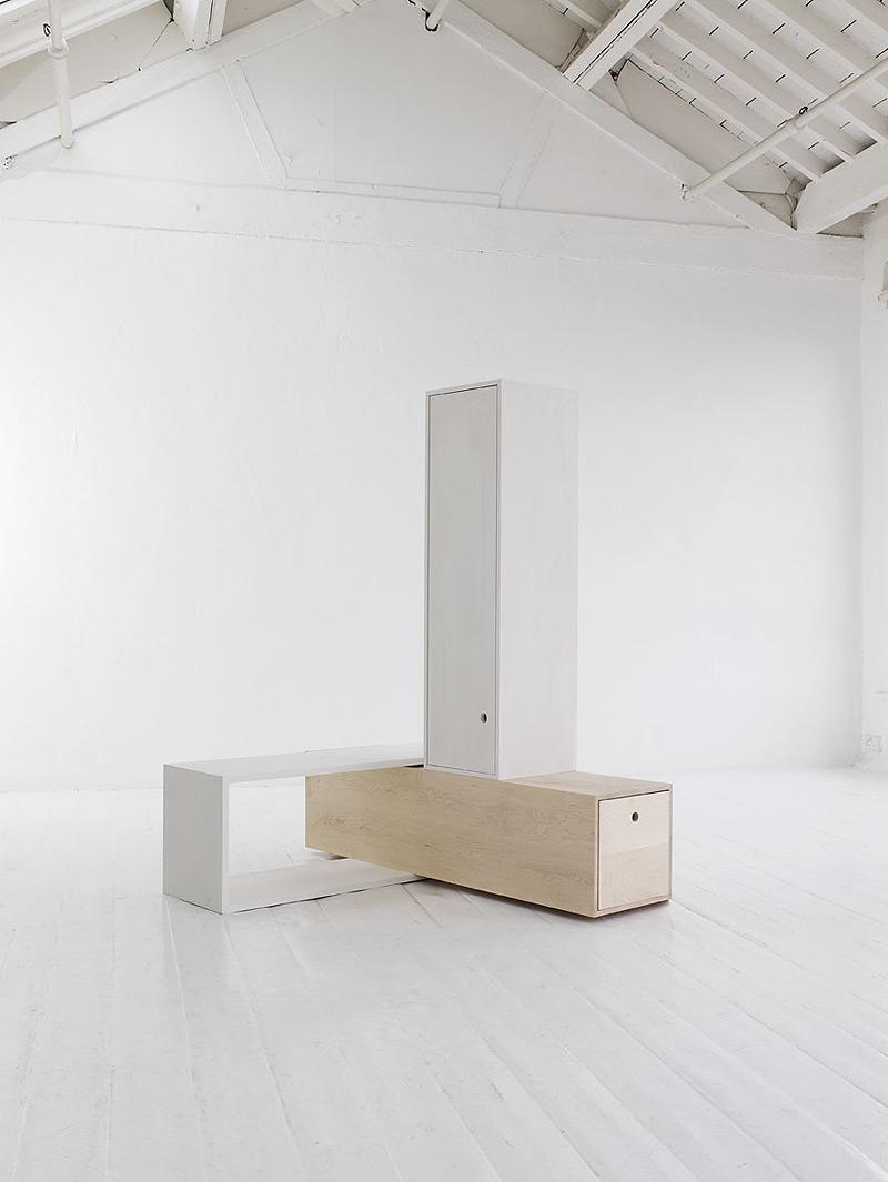 Interiores minimalistas las primeras 11 cajas de helena for Interiores minimalistas