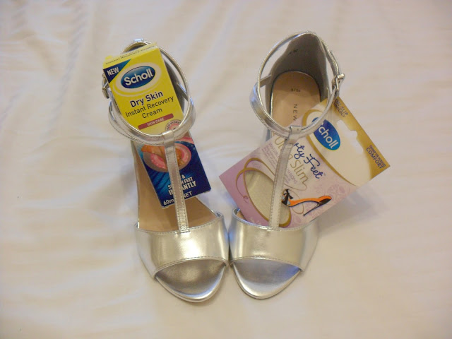 Picture of Scholl Party Feet & Dry Skin Instant Recovery Cream