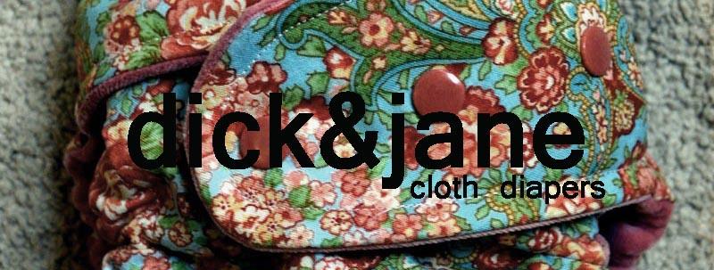 dick&jane cloth diapers