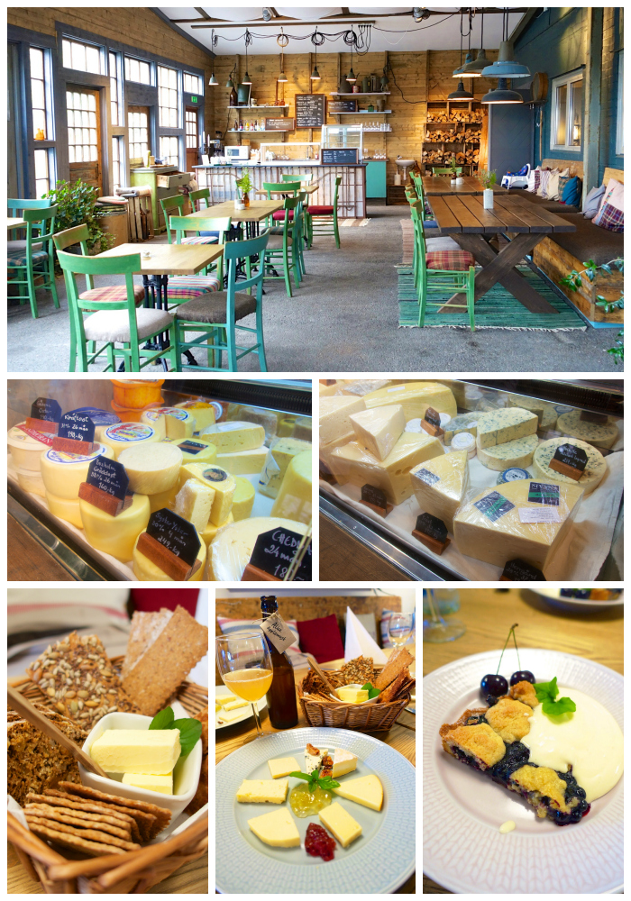 cheese%2BCollage Sweden Part Two {Lacko, Spiken, Bjertorp Slott, Gothenburg}