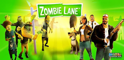 Zombie Lane HVGA QVGA