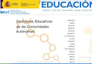 SERVIDORES EDUCATIVOS DE LAS CCAA