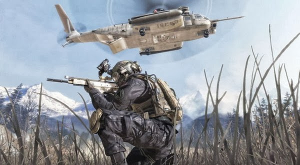 GTA V, Call Of Duty, FIFA 14, Game Terpopuler