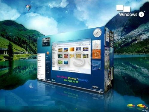 wallpapers windows 7 ultimate. Windows 7 Ultimate Retail