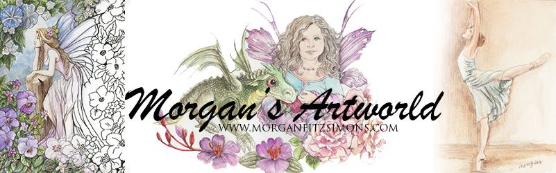 Morgan's Artworld Facebook