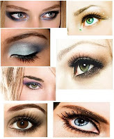 Machiajul ochilor - sa ne punem ochii in valoare in functie de varsta,  forma si culoarea ochilor