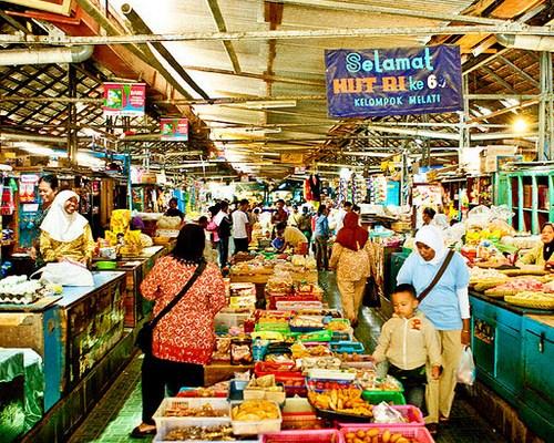 Pasar Tradisional Kotagede