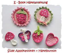 E-Book *Süsse Applikationen + Häkelbutton*