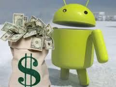 Aplikasi Android Menghasilkan Dolar