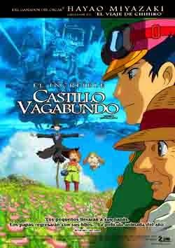 El Increible Castillo Vagabundo [2004] [DvdRip] [Latino]