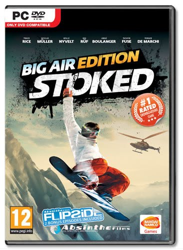 Stoked Big Air Edition PC 2011 353730ps 500h