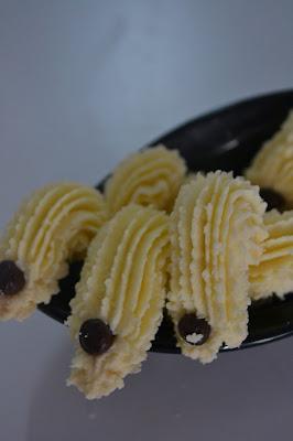 Biskut Paris Cookies