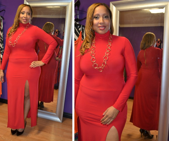 Stylish Curves Pick Of The Day Chic And Curvy Boutique Double Split