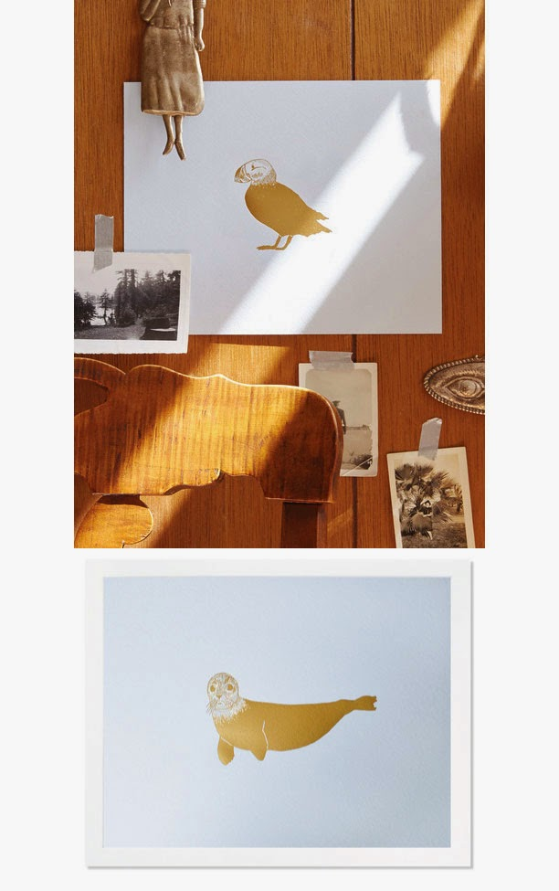 New Gold + Copper Foil Cards from Sycamore Street Press