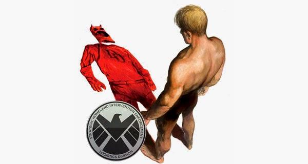 Daredevil y Agentes de S.H.I.E.L.D.