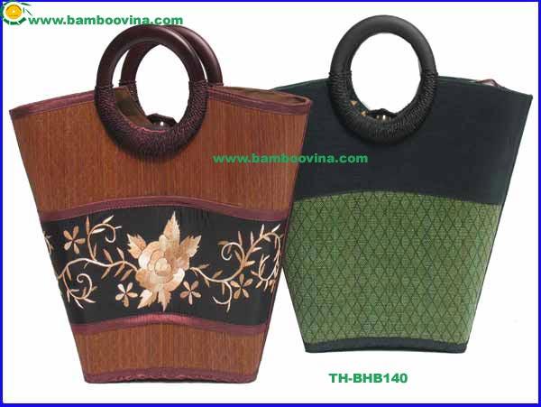 Bamboo Handbag5