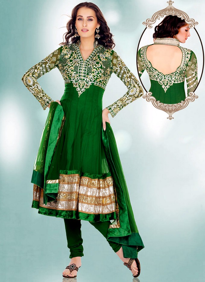new anarkali suits