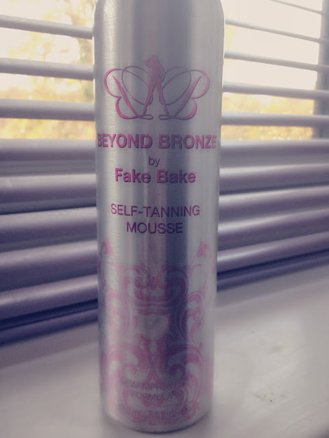 Beyond Bronze by Fake Bake Tan