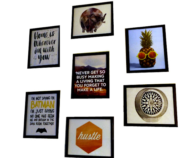 Gallery Wall Printables | The Cheapest Way To Add Personal Touches To Your Home