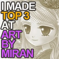 TOP 3 - Art by Miran