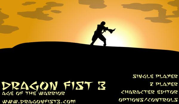 MY-SWFzone, Dragon Fist 3