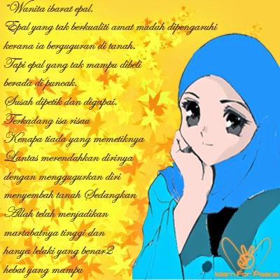 Muhasabah Cinta Wanita Shalehah