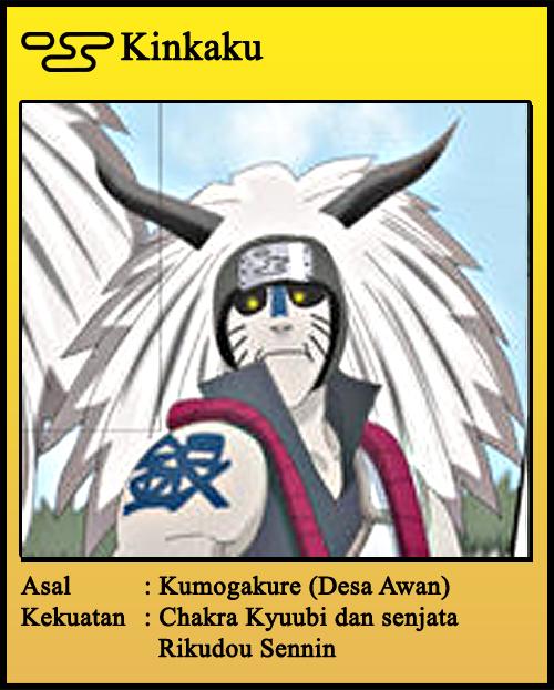 Info Naruto: Daftar Ninja Edo Tensei Kabuto