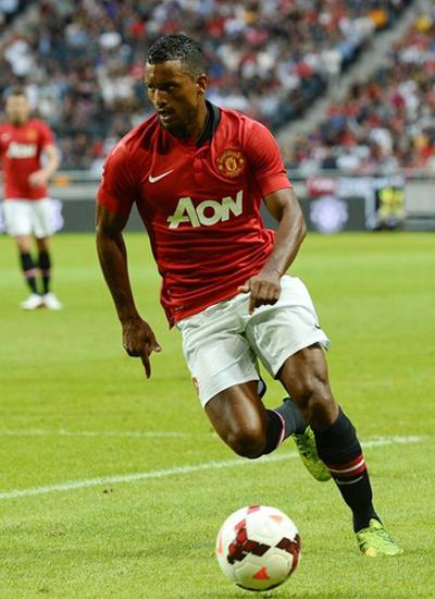 Luis Nani Manchester United Wingger 20132014
