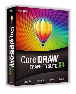 Download Coreldraw x4 gratis with serial number