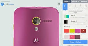 Motomaker de Motorola