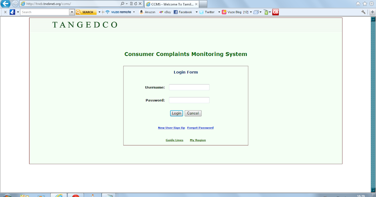 Tneb Consumer Complaints Online Utility And Electricity