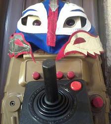 Da click en la imagen del robot enmascarado calenturiento para ir a las...