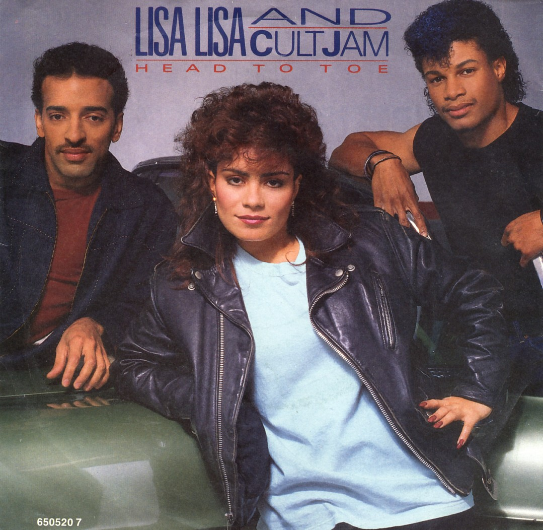 Lisa Lisa & Cult Jam - Let The Beat Hit 'Em (Guess Who?)