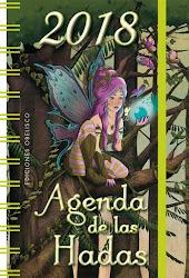 Agenda de las Hadas 2018, de Ediciones Obelisco