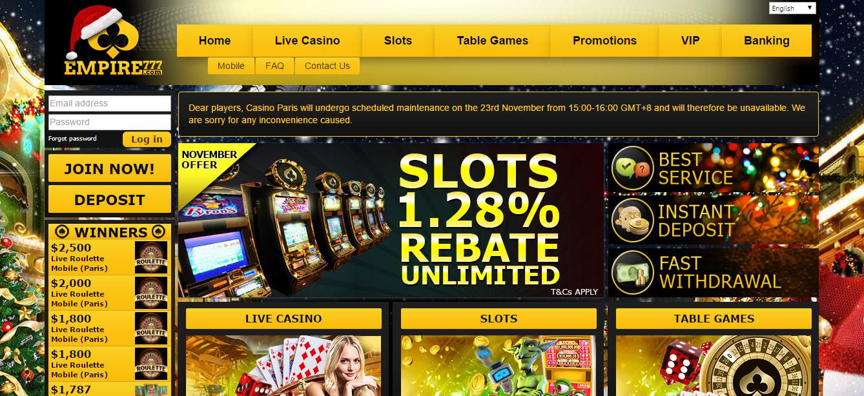 777 casino malaysia