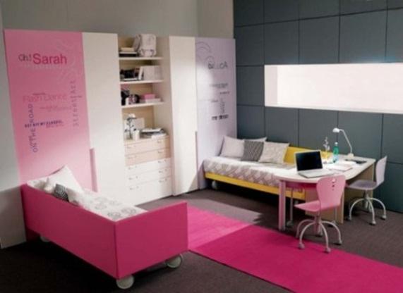 Dormitorio Juvenil Chica. Affordable Dormitorios Juveniles Para ...