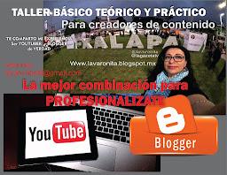 ¡TE COMPARTO MI EXPERIENCIA! Cómo ser Youtuber y Blogger ¡LA MEJOR COMBINACIÓN!
