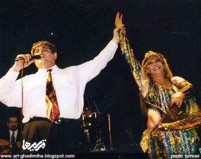 عکس رقص جمیله