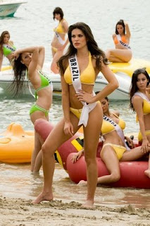 The Miss Brasil Pageant