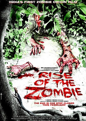 Rise of the Zombie (2013) Hindi 220MB DVDRip