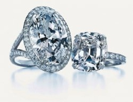 the oval diamond ring by tiffany however with a mind blowing price tag nearly one and half million dollars apart from price these rings have an extremely - Million Dollar Wedding Rings