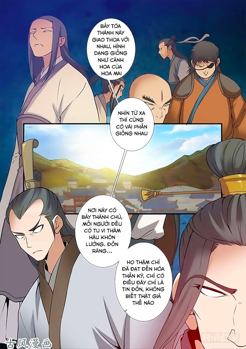 Tiên Nghịch chap 88 - Trang 19
