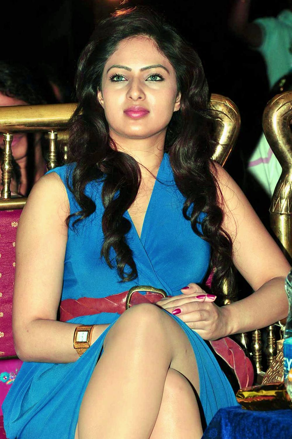 Actress Nikesha Patel Hot Stills
