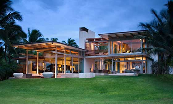 Contemporary homes minimalist design house modern