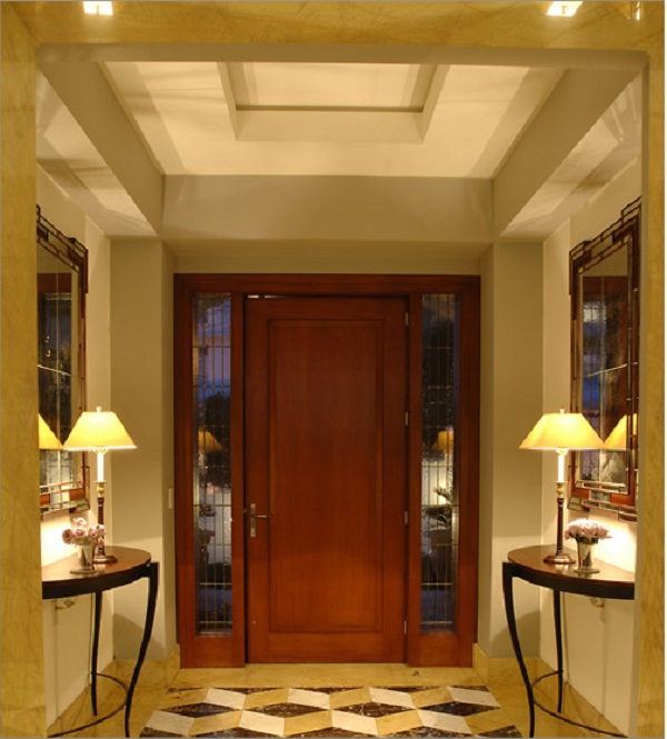 gallery for home entrance design