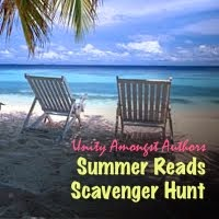 Summer Reads Scavenger Hunt