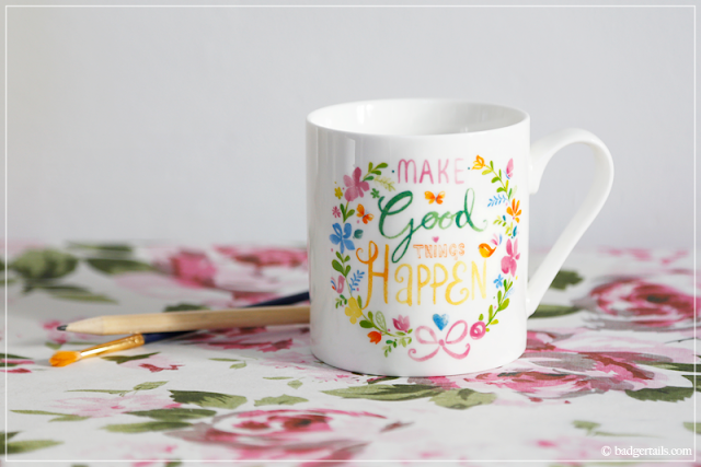 Make Good Things Happen Mug