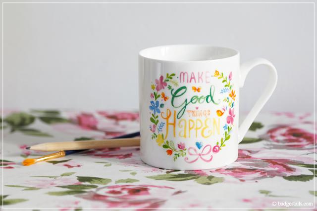 Make Good Things Happen Mug